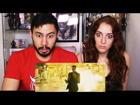 BASTILLE DAY trailer reaction review by Jaby & Hope Jaymes!