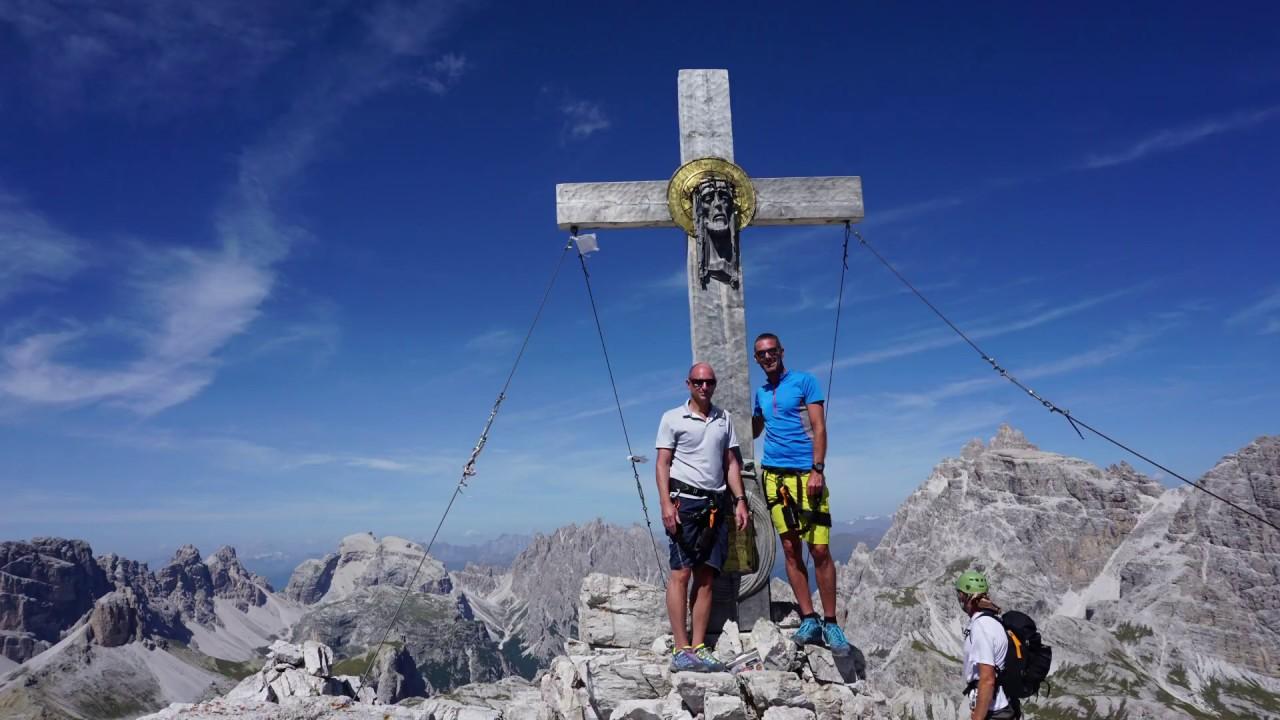 Klettersteig Paternkofel : Drei zinnen klettersteig paternkofel dolomiten felix meyer