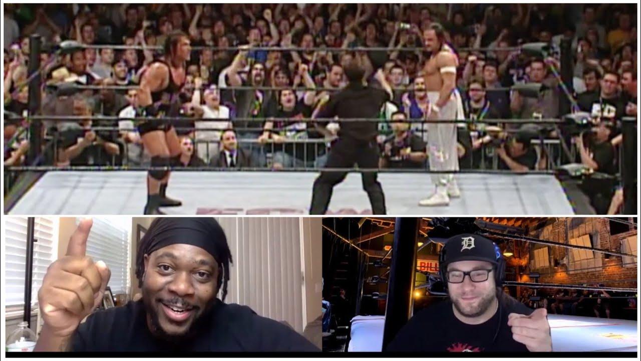 Make Me a Fan reviews ECW One Night Stand 2005! Match #4 - Rhyno vs. Sabu!!!
