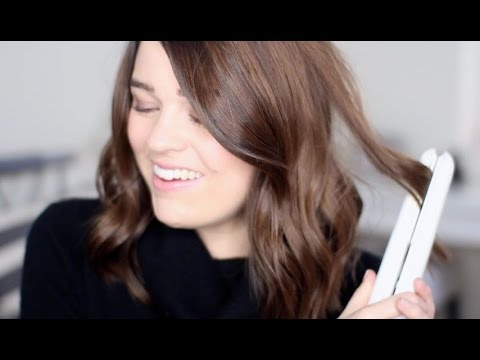 glam waves tutorial ghd platinum styler doovi