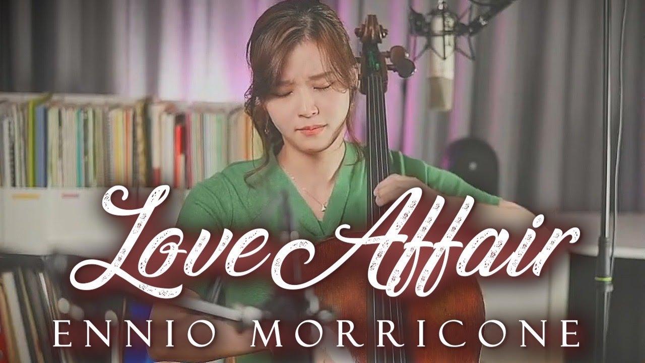 사랑 가득 라이브💌 러브 어페어 Ennio Morricone (Cello + Piano) | 첼로댁 CelloDeck