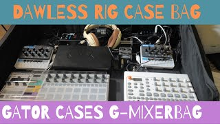 Dawless Rig Gator Cases G-Mixerbag