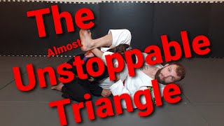 """The Unstoppable Triangle!"" Toro BJJ Move of the Week"