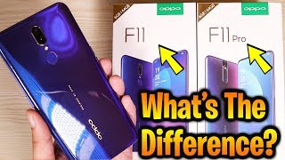 OPPO F11 Unboxing and Hands On - Gaming, Camera, Battery
