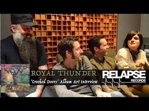 Royal Thunder - Album Art + Tour Stories (Official Interview)