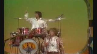 Download Keith Moon´s drum kit explodes MP3 song and Music Video