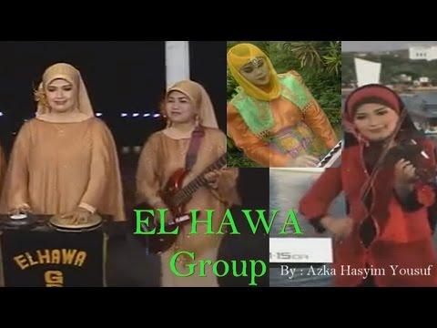 [Full Album] - EL HAWA Group Vol.2 - (HD 720p Quality)