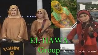 [Full Album] - EL HAWA Group Vol.2 - (HD 720p Quality)