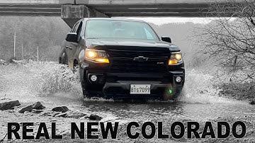 REAL NEW COLORADO / 2021쉐보레 콜로라도 Z71-X 미드나잇 에디션 픽업트럭