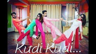 Kudi Kudi dance cover | Gurnazar feat. Rajat Nagpal | Sahaj Singh | Avantika Hari Nalwa |