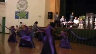 Divine Praise Dancers Los Angelels I Never Lost my Praise Tribute@ DDM