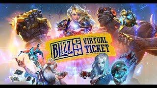 BlizzCon 2017 Pre-show Livestream Global Event