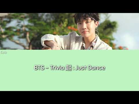 BTS – TRIVIA 起 : JUST DANCE (LETRA FÁCIL / EASY LYRIC)