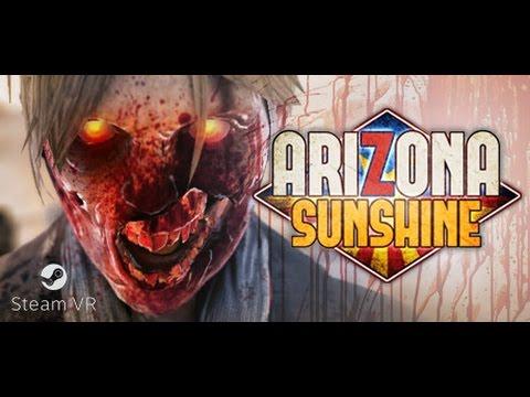 【VR】VRゾンビシューター Arizona Sunshine