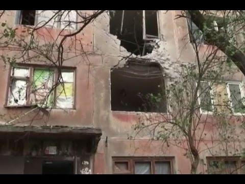 В районе Марьинки, Красногоровки и Макеевки ситуация обострилась