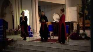 "Trio Ten printed ""Ana mali Fiash"" (Chant soufi marocain)"