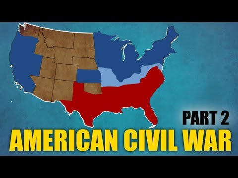 American Civil War - Part 2 (by KNOWLEDGIA)