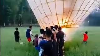 Tradisi Balon Lebaran ||Blembem Jambon Ponorogo