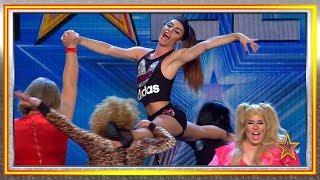 ¡Nunca viste nada igual! Estas drag imitan a las Spice Girls | Audiciones 5 | Got Talent España 2019