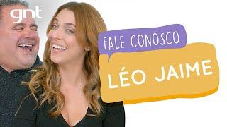 Papo com o Léo | #24 | Fale Conosco | Júlia Rabello