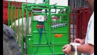 Cage pneumatique Maréchalle Pesage