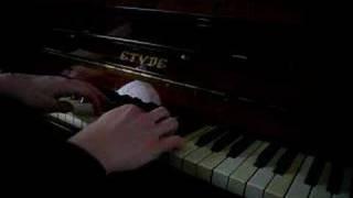 Jenni Vartiainen - Ihmisten edessä (piano)