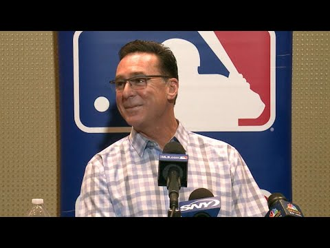 Bob Melvin discusses the offseason acquisitions