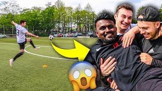 LEGENDÄRE TORE NACHSTELLEN FUßBALL CHALLENGE!