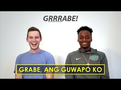 AMERICANS SPEAKING FILIPINO (TAGALOG) Part 1 | LuisYoutube