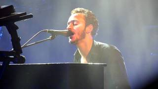 Editors - No Sound but the Wind Live @ Caserne Fonck Liege Belgium