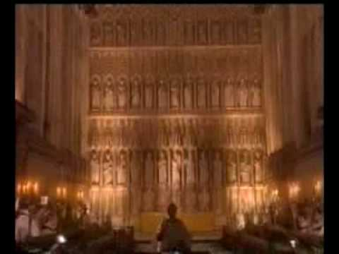 Barber, Agnus Dei - Choir of New College Oxford
