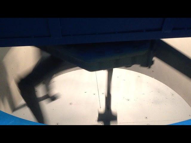 Şirin Makina - 100kg Refrakter Pan Mikseri