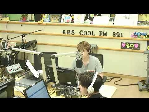 170904 Hongki's Kiss the Radio - Lee Gikwang