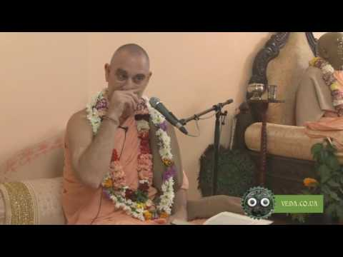 Шримад Бхагаватам 1.8.30 - Бхакти Видья Пурна Свами