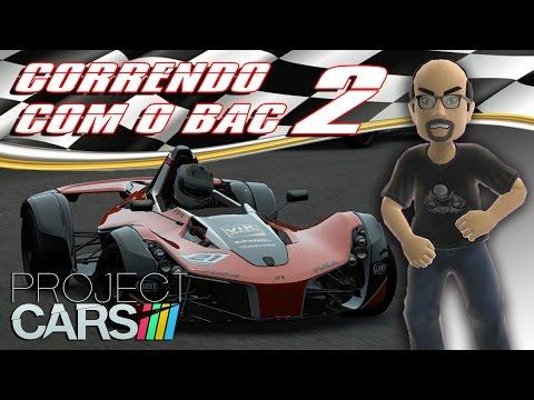 Project Cars - Correndo Com O BAC 2