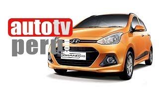 Auto 2014 | Presentación del Hyundai Grand i10 (Chile)