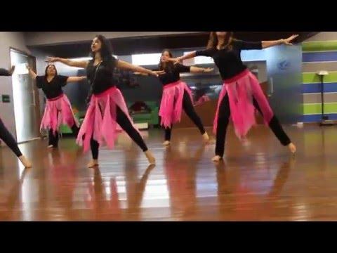 HASI BAN GAYE# CONTEMPORARY DANCE CHOREOGRAPHY# BOLLYWOOD# RITU'S DANCE STUDIO SURAT.