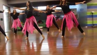 HASI BAN GAYE# CONTEMPORARY DANCE CHOREOGRAPHY# BOLLYWOOD# RITU'S DANCE STUDIO SURAT.