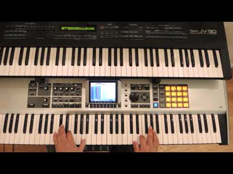 Comfortably Numb (Instructional keyboard tutorial)
