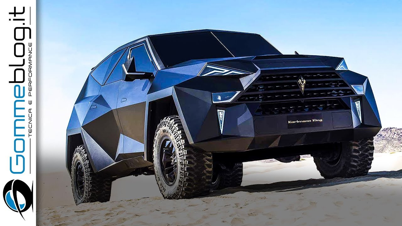 Karlmann King 2018 The World S Most Expensive Suv 3