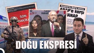Bize Yalan Söylediler - Ali Babacan'ın Partisi, Doğu Ekspresi, Fantastik Alemler (9. Bölüm)