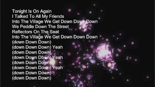 The Expendables - Down Down Down (Lyrics)