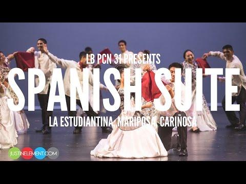 CSULB PCN 31    SUITE SPOTLIGHT: Spanish Suite