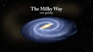 Star Size Comparison, Milky Way, Hubble Deep Field, Universe HD