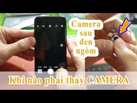 Các bước thay camera sau iPhone 7 chuyên nghiệp