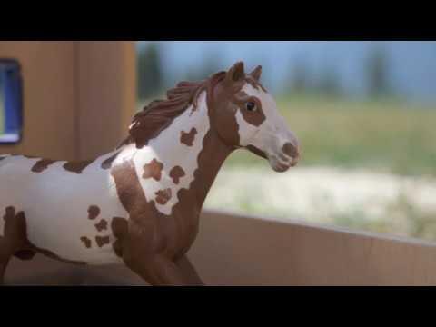 Mustang Mountain Ranch - Part 1| Schleich Horse Series |