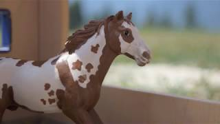 Mustang Mountain Ranch - Part 1| Schleich Horse Series |