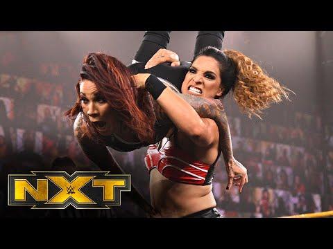 Raquel Gonzalez vs. Mercedes Martinez – NXT Women's Title Match: WWE NXT, May 11, 2021