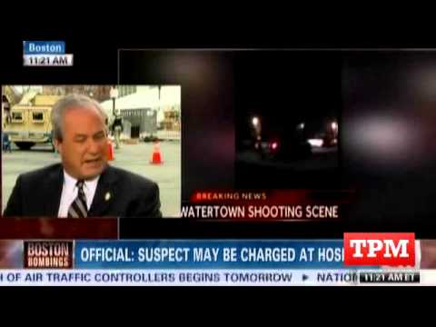Watertown Police Chief Describes Massive Shootout With Suspects