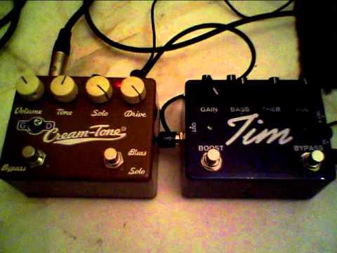 G2D Cream-Tone and Paul Cochrane TIM (part 1)